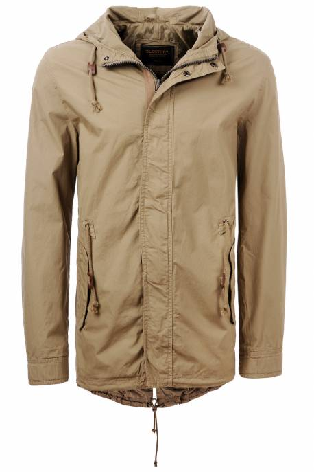 Men's woven plus size jacket