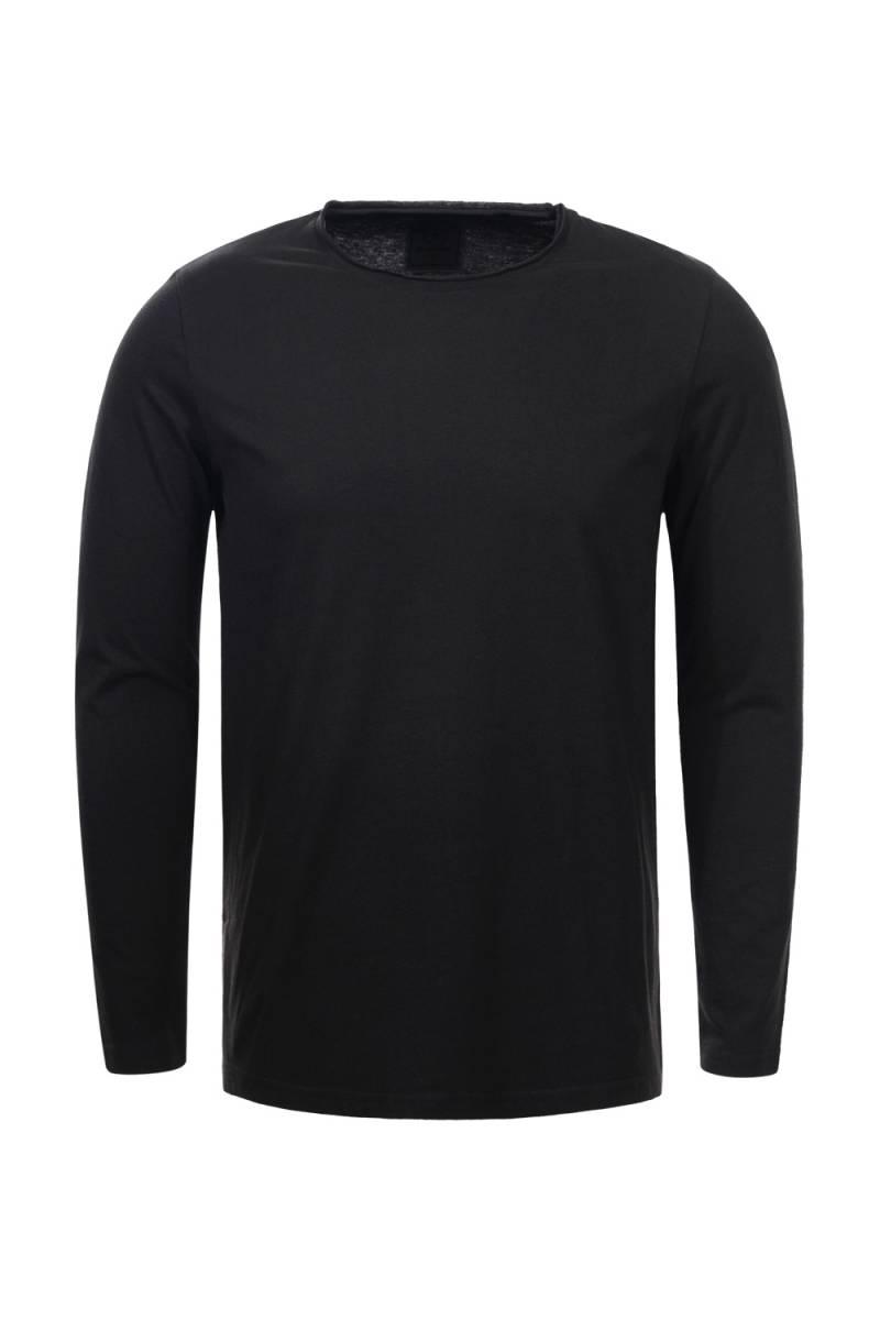 Men's Knitted Long Sleeve T-Shirt