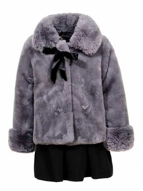 Girls' Leather Jacket