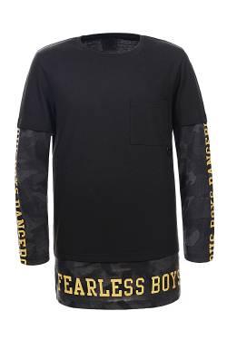 Boys' long sleeve T-shirt