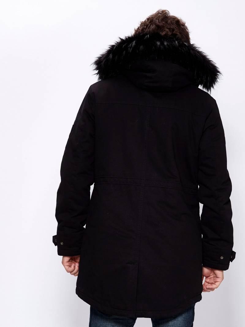 Men's Washed Coat