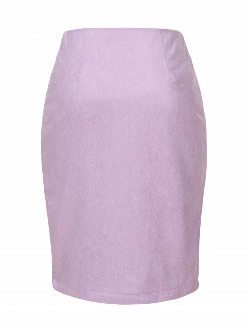 Women's PU Skirt