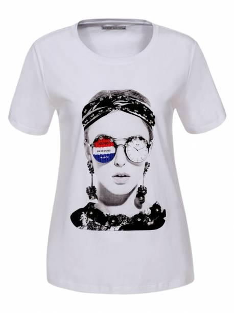 Women's Knitted T-shirt