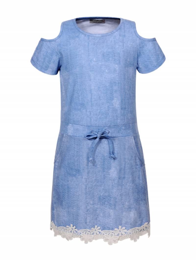 Girls' Knitted Dress