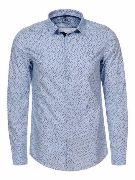 Plus size Men's Long Sleeve Shirt