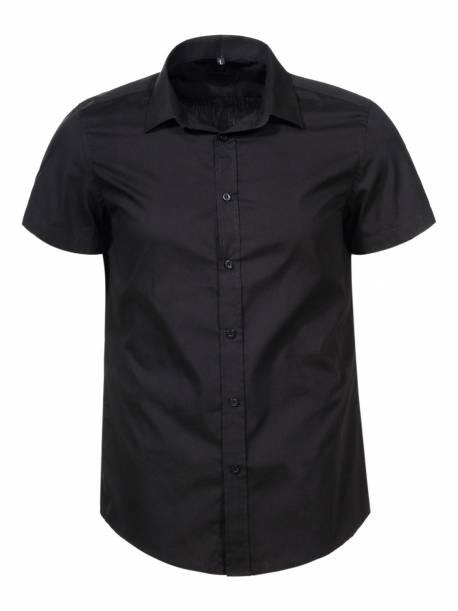 Men's Woven Short Sleeve Shirt