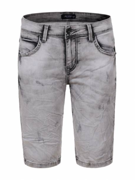 Men's Denim Shorts