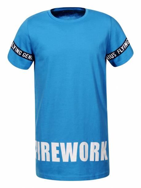 Boys' Knitted Short Sleeve T-Shirt