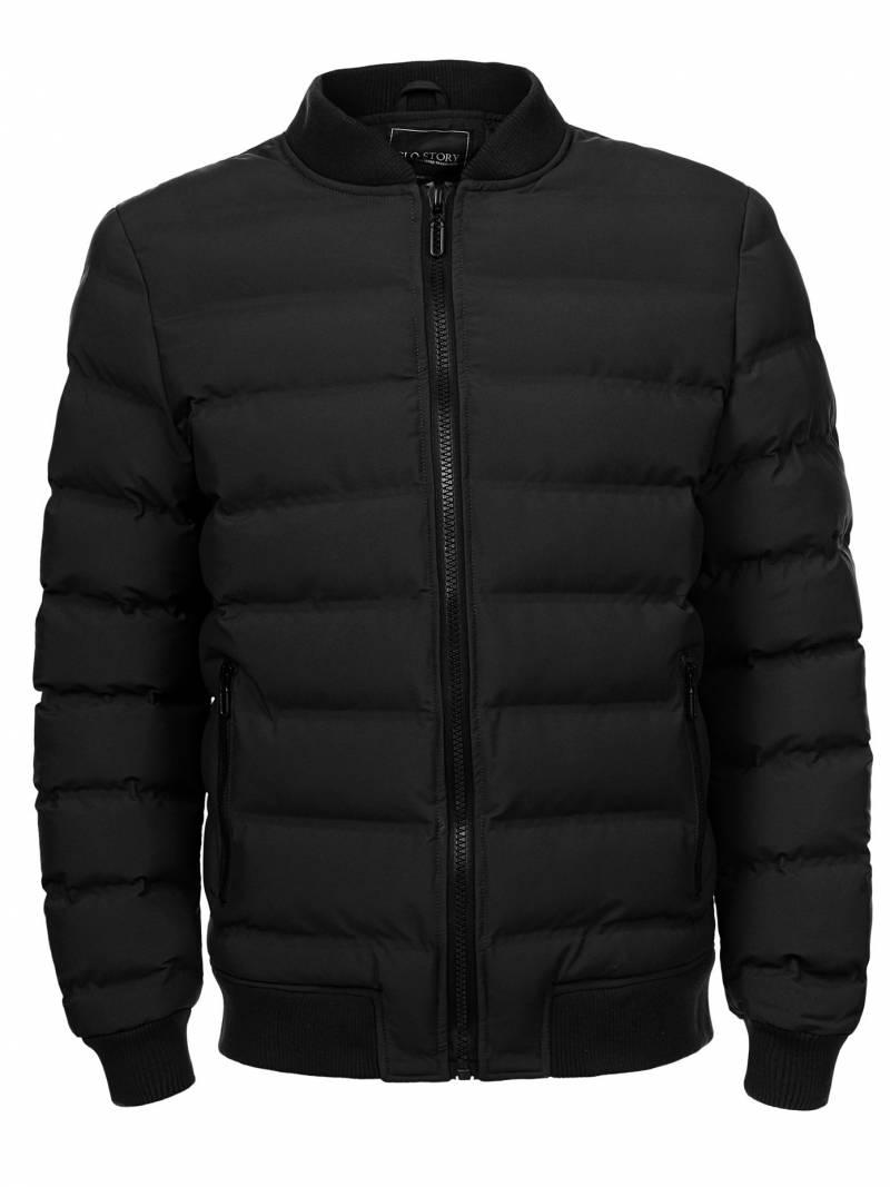 Men's Woven Thick Coat