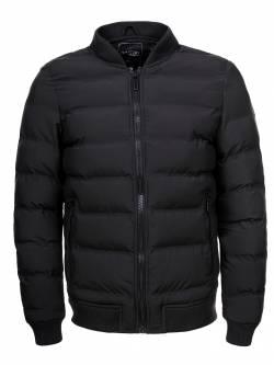 Plus size Men's Woven Thick Coat