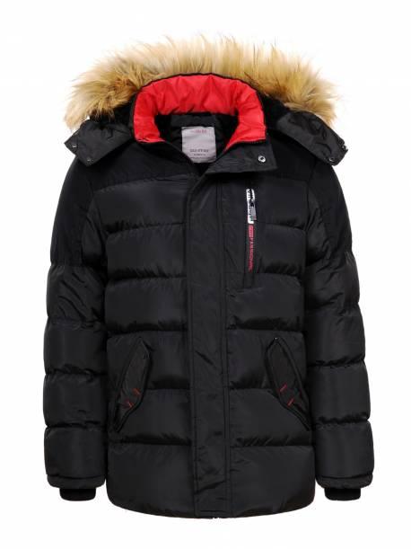 Boys' Woven Coat