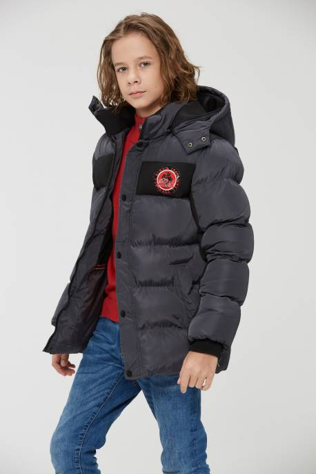 Boys' Thick Coat
