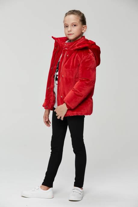 Girls' Thick Coat