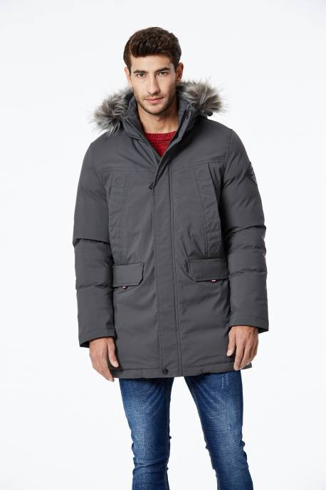 Men's Thick Coat