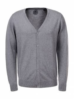 Plus size Men's Knitted Long Sleeve Sweater