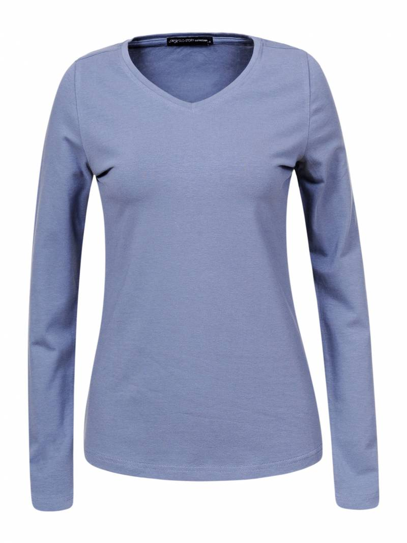 Women's Knitted Long Sleeve T-shirt