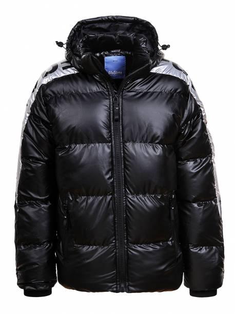 Boy's wadded jacket