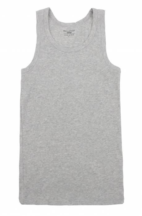 Boy's basic vest