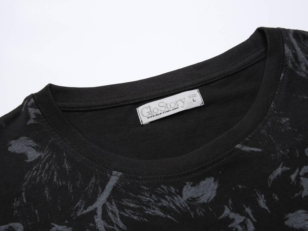 Plus size men's T-shirt