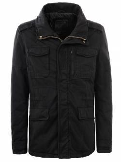 Men's woven jacket
