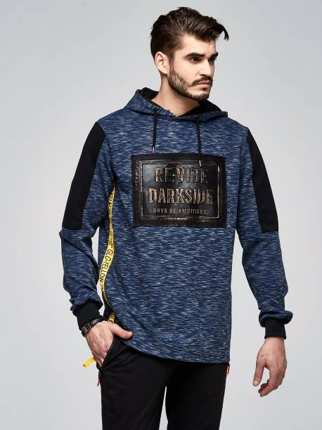 Men's sporty sweatshirt