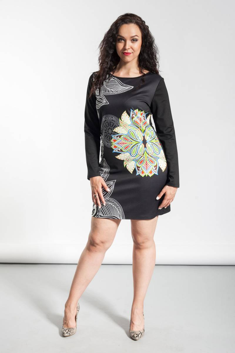 Plus Size women's dress